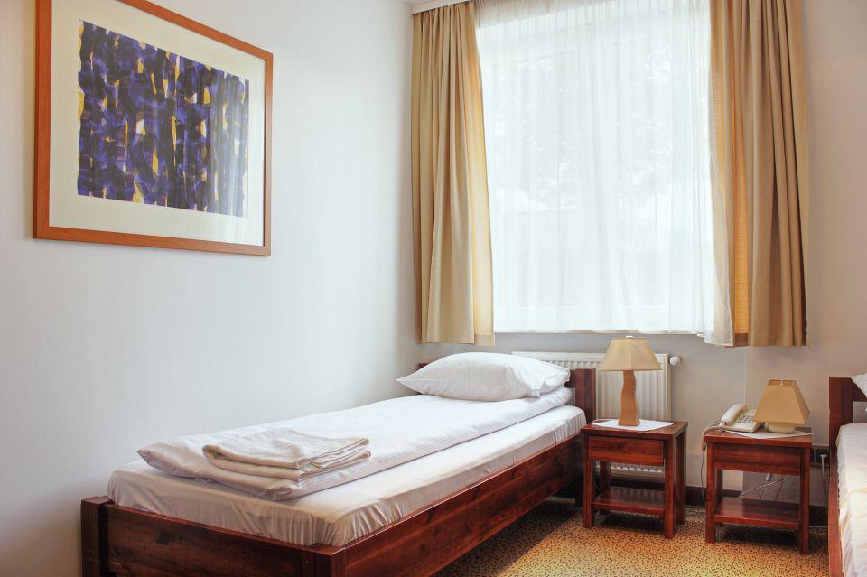 Twin 2 osobowy - hotel oświęcim