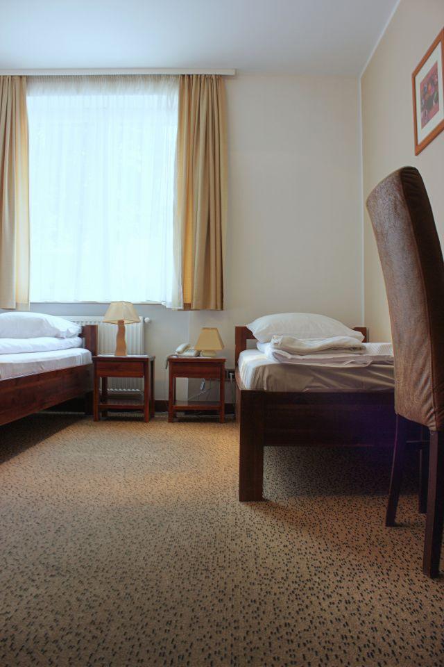 Twin 2 osobowy - hotel auschwitz